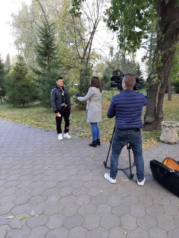Сергей Дудинский интервью Омск пресс-конференция